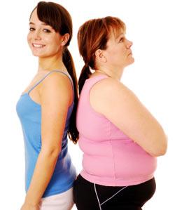 Fat storing on women image