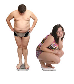 Weight Loss Struggling Image